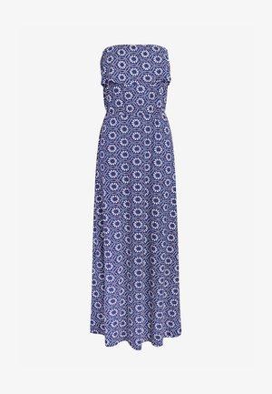 BOOBTUBE - Maxi dress - mottled blue