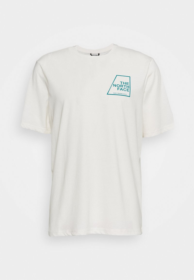The North Face - MENS RECOVER TEE - T-Shirt print - fanfare green