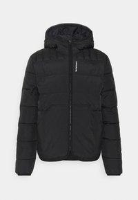 Calvin Klein Jeans - PADDED JACKET - Light jacket - black - 0