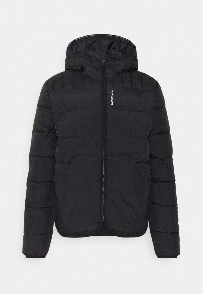 Calvin Klein Jeans - PADDED JACKET - Light jacket - black