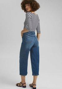 Esprit - Straight leg jeans - blue dark washed - 3