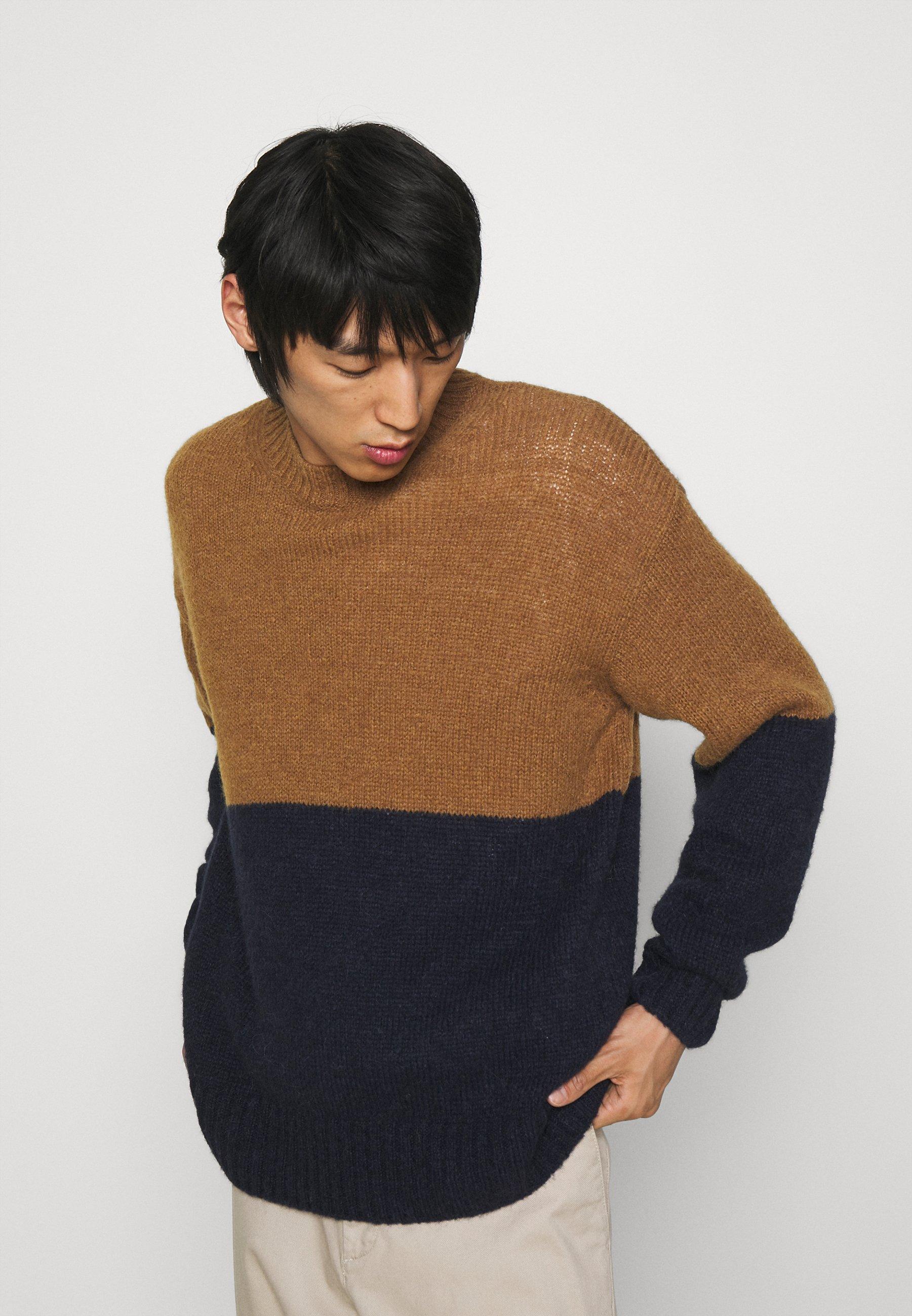 Homme CREWNECK JUMPER - Pullover