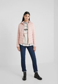 Barbour International - AUBERN QUILT - Light jacket - blusher - 1