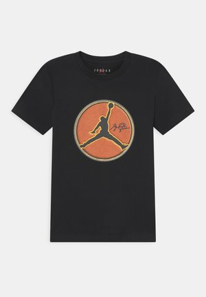 JUMPMAN B-BALL - Printtipaita - black