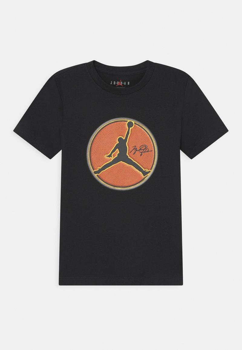 Jordan - JUMPMAN B-BALL - Print T-shirt - black