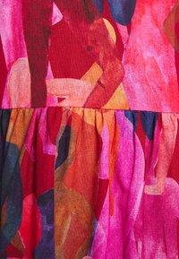 Never Fully Dressed - RAINBOW TILES MIDI DRESS - Day dress - multi - 5