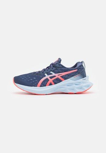 NOVABLAST 2 - Neutral running shoes - thunder blue/soft sky