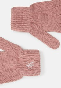 Calvin Klein Jeans - MONOGRAM GLOVES - Gloves - pink - 1