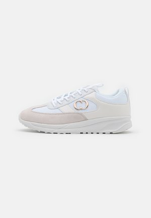 FORCE TRAINER - Sneakers laag - white