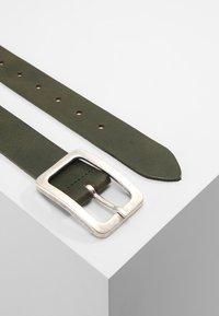 Vanzetti - Belt - olive - 2