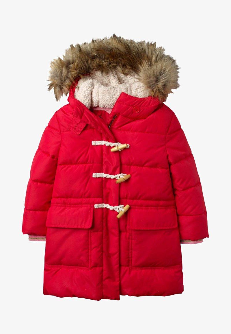 Boden - Winter coat - summer poppy red