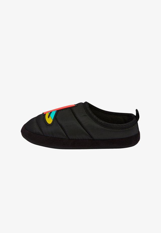 PLAYSTATION SLIPPERS - Pantoffels - black