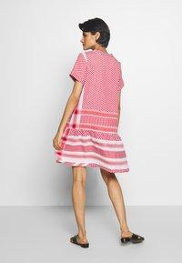 CECILIE copenhagen - DRESS - Day dress - tomato - 2