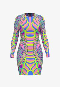 Desigual - DESIGNED BY MARIA ESCOTÉ: - Jumper dress - red - 0