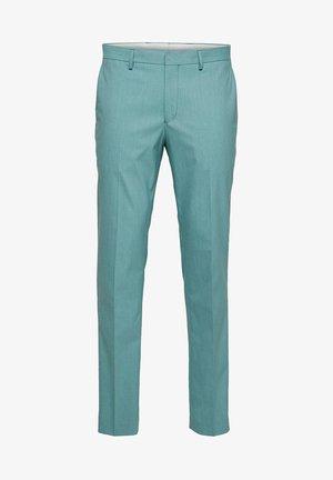 Suit trousers - green milieu