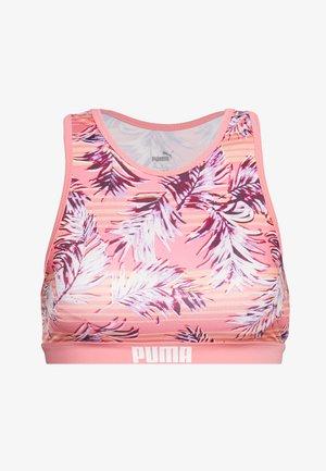 SWIM WOMEN RACERBACK - Bikini top - light pink