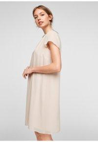 comma - Day dress - beige - 3