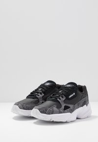 adidas Originals - Trainers - clear black/footwear white - 4