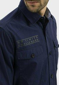 camel active - WORKWEAR - Shirt - dark blue - 3