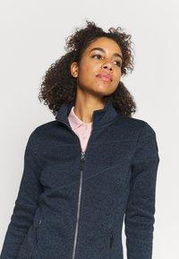 Icepeak - ALTOONA - Fleece jacket - dark blue - 3