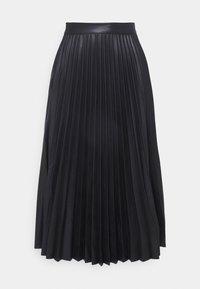 Forever New - STEVIE PLEATED SKIRT - Jupe plissée - black - 0