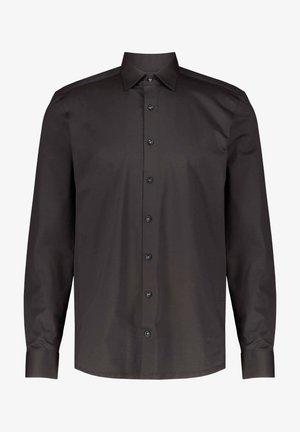 LEVEL JERSEY HEMD - Košile - schwarz