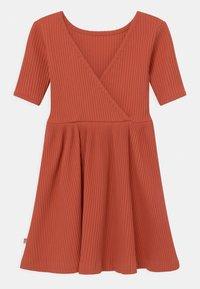 Mainio - REEF  - Jersey dress - autumn glaze - 1