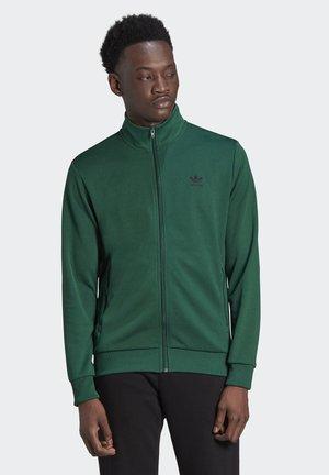 Strikjakke /Cardigans - green