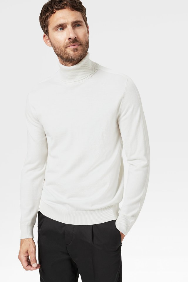 GORDON - Pullover - off-white
