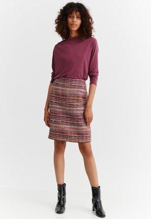 MEWOKO - Long sleeved top - plum violet
