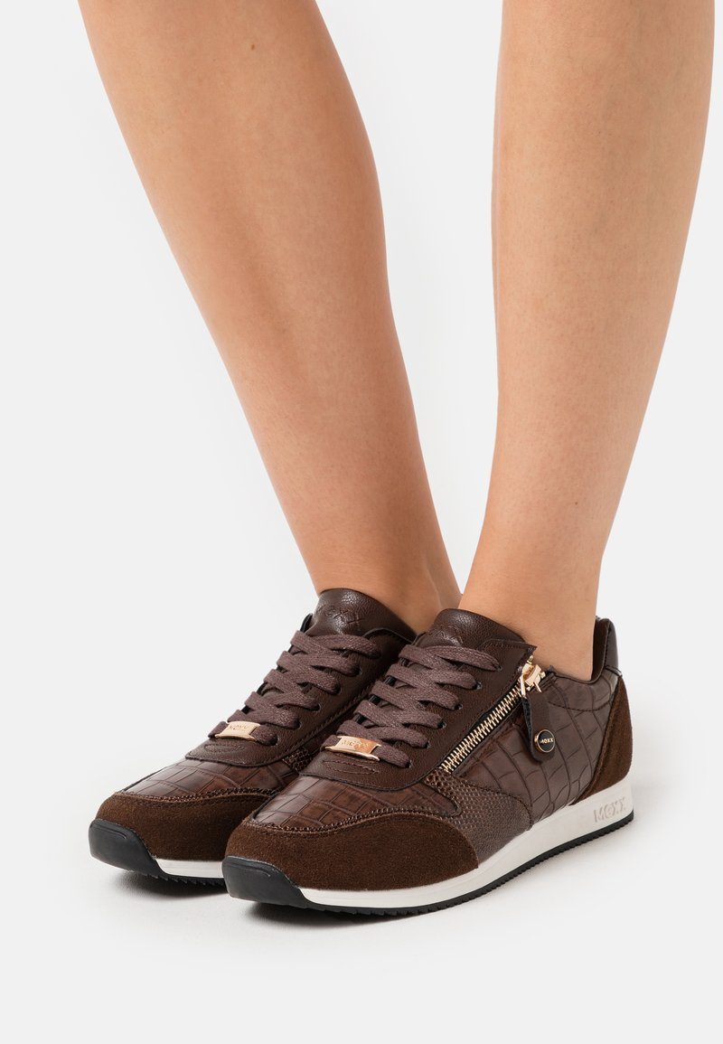 Mexx - FEDERICA - Trainers - brown