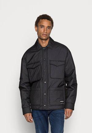 SAMSOE SAMSOE X GORET-TEX TONY JACKET - Light jacket - black