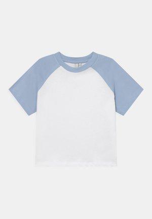 CROPPED TEE  - Print T-shirt - bright white