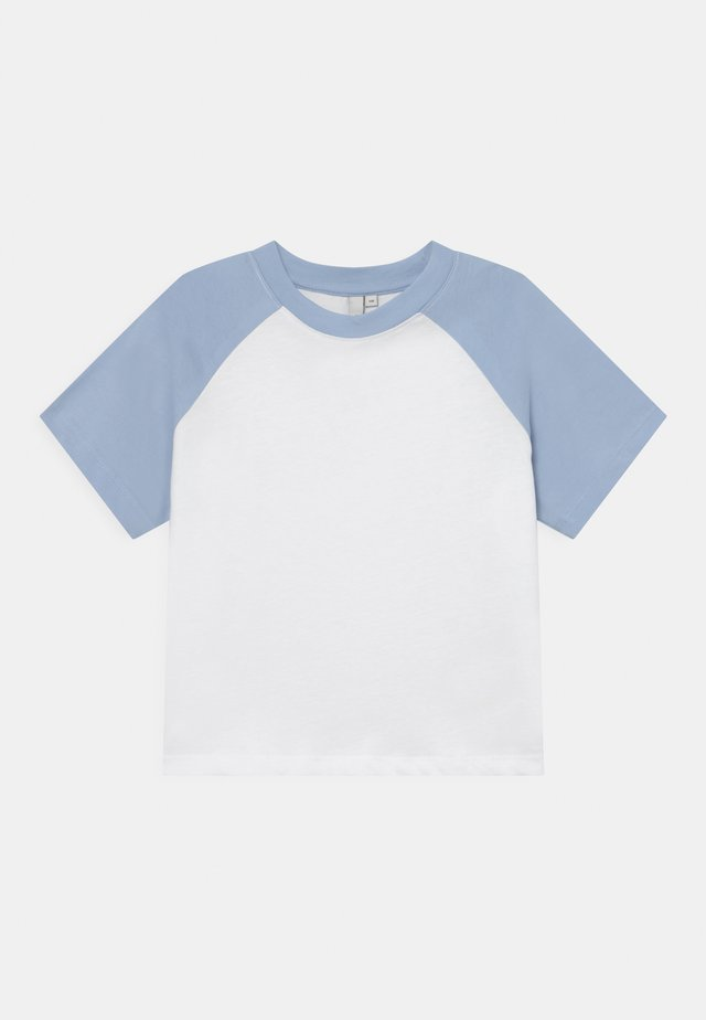 CROPPED TEE  - T-shirt print - bright white