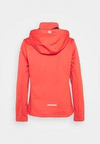 Icepeak - BOISE - Soft shell jacket - hot pink - 1