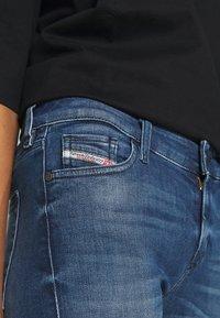 Diesel - SLANDY - Jeans Skinny Fit - indigo - 4
