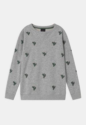 TYLER  - Sweatshirt - light grey melange