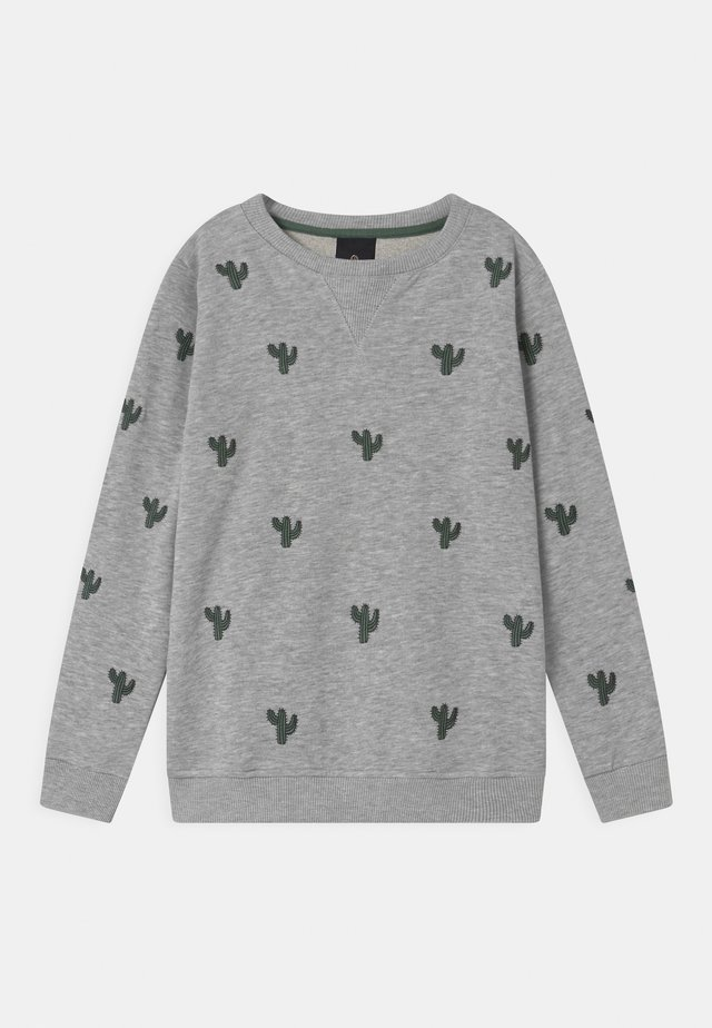 TYLER  - Sweater - light grey melange