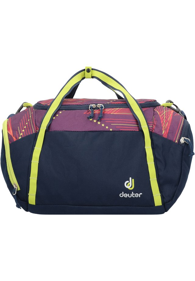HOPPER - Holdall - plum space