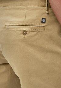 Marc O'Polo - RESO - Shorts - chestnut chocolate - 4