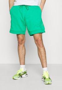Jordan - JUMPMAN DIAMOND - Shorts - stadium green - 0