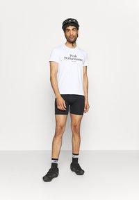 Peak Performance - ORIGINAL TEE - Print T-shirt - white - 1
