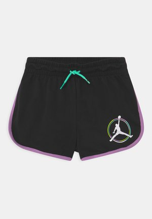J'S ARE FOR GIRLS  - Pantalón corto de deporte - black