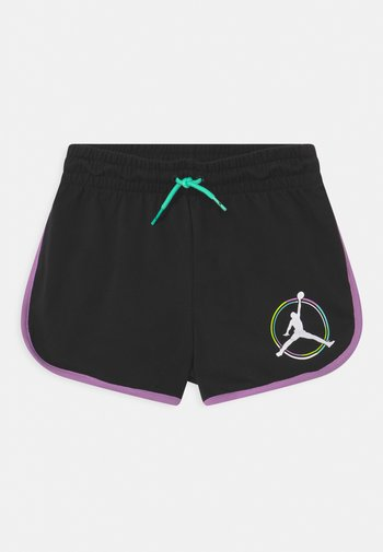 J'S ARE FOR GIRLS  - Sports shorts - black