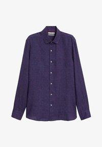 Mango - TEN - Shirt - dunkles marineblau - 6