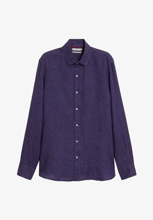 TEN - Shirt - dunkles marineblau