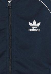 adidas Originals - TRACK UNISEX - Sportovní bunda - collegiate navy/white - 2