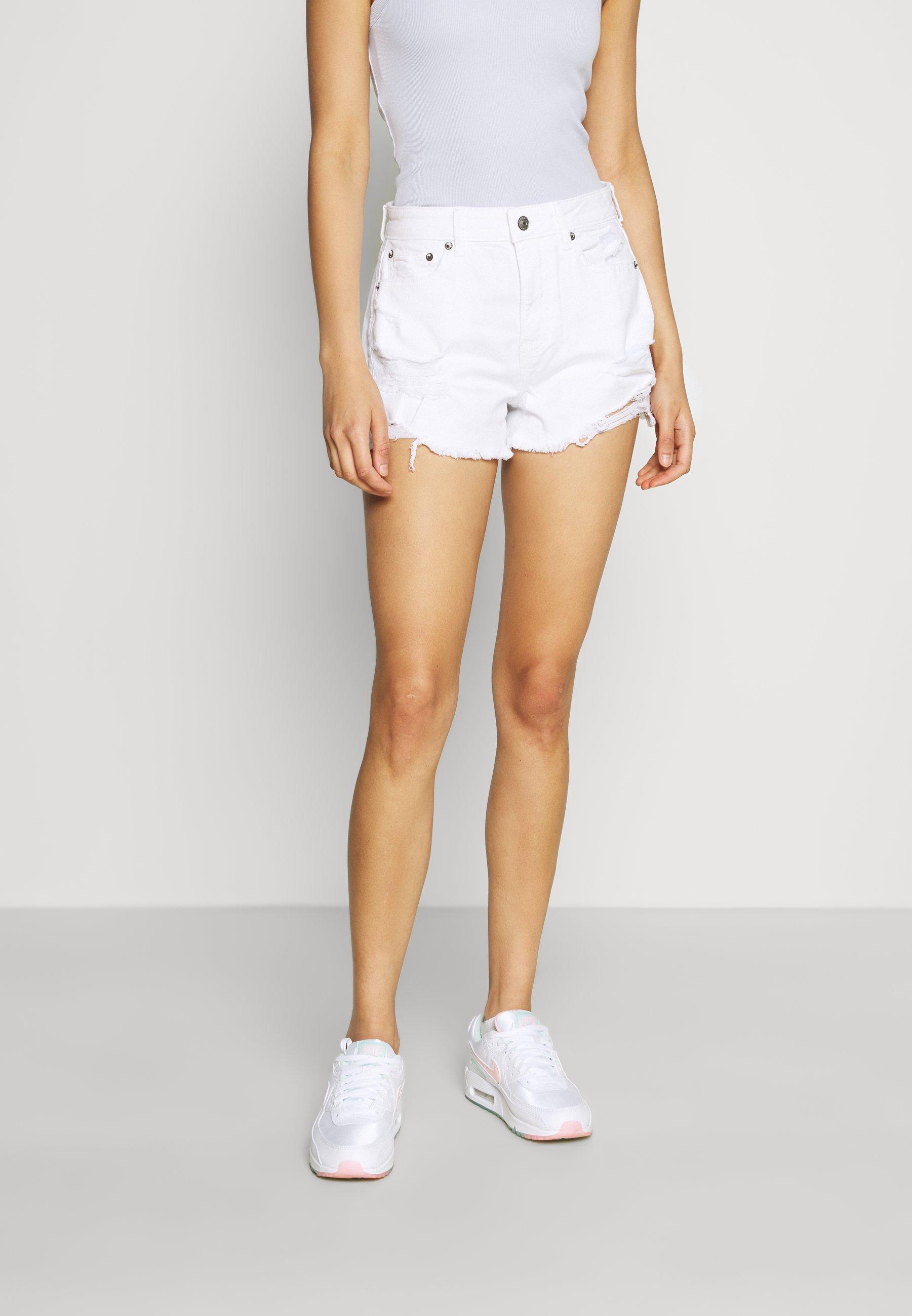 Femme SUPER HI RISE FESTIVAL - Short en jean