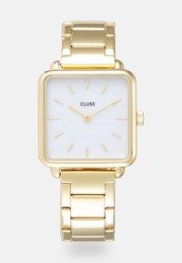 Cluse - LA TETRAGONE LINK - Watch - gold-coloured - 0