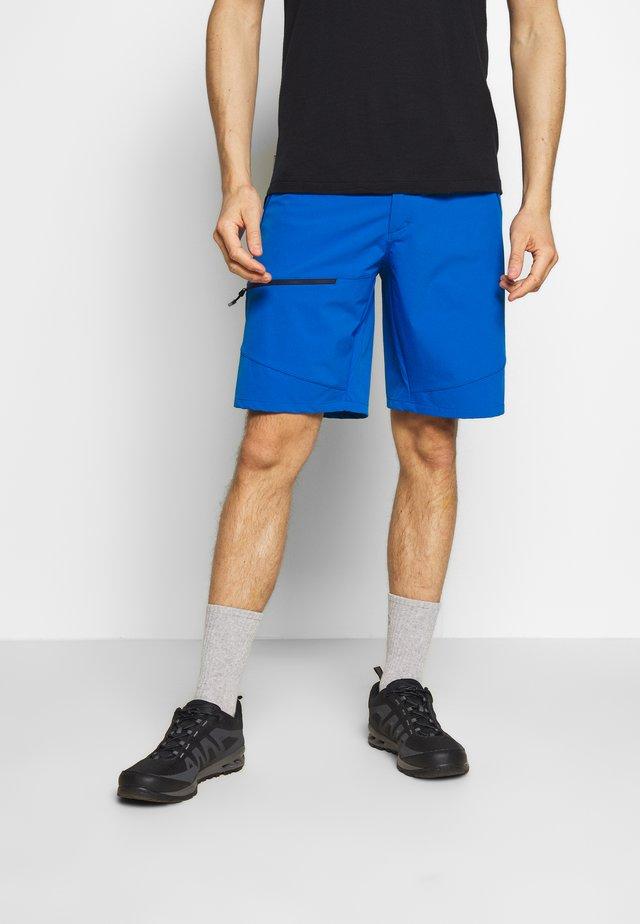 LIZARD MEN - Krótkie spodenki sportowe - storm blue